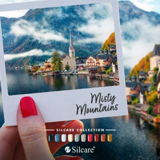 SILCARE INSPIRATIONS Collection Misty Mountains
