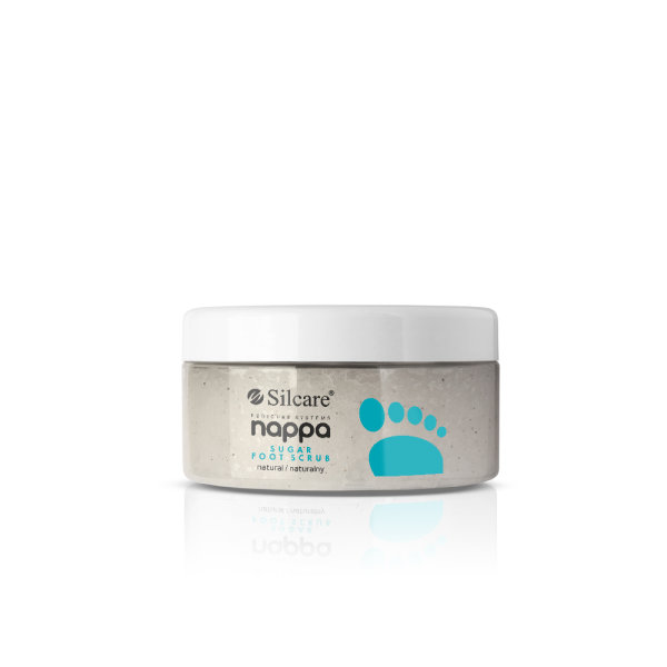 Silcare NAPPA Natural Sugar Foot Scrub 300 ml