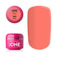 SILCARE INSPIRATIONS Einfach liebenswerte Kollektion Base One Gel UV Color Matt 03 Coral Reef