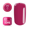 SILCARE INSPIRATIONS Einfach liebenswerte Kollektion Base One Gel UV Color 11 Garnet Red