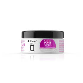 Natural Scrub QUIN with Dead Sea Salt and Lavender Oil 400 g