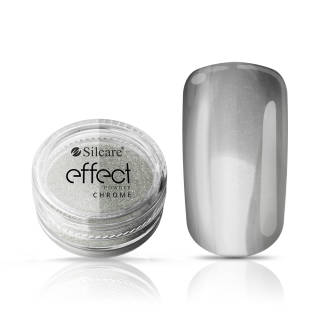 Silcare Pyłek Effect Powder Chrome 1 g