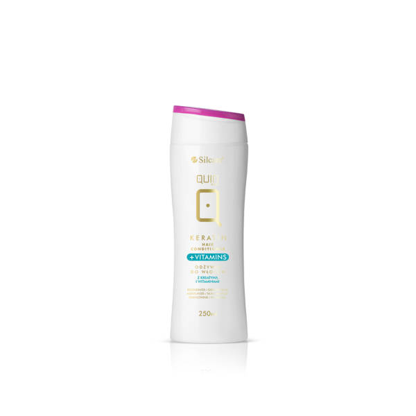 Silcare QUIN Hair Conditioner with Keratin and Vitamins