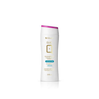 Shampoo QUIN with keratin and vitamins 250 ml