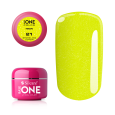 Silcare Base One Neon - 21 Sparkling Lemon