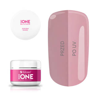 Base One Gel UV Cover Dark 100 g