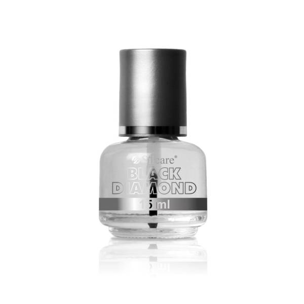 Silcare Odżywka Black Diamond Hard 15 ml