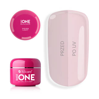 Base One Gel UV Cover Light 50 g