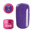 SILCARE INSPIRATIONEN  Kollektion Lilac Scent Base One UV Gel  Pixel 13 Plum in the dark