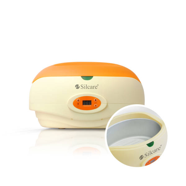 Silcare Paraffin Bowl with display DR-550A