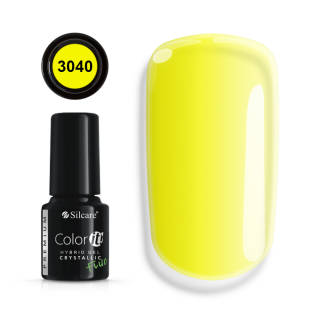 Color IT Premium Hybrid Gel - Crystallic FLUO Collection