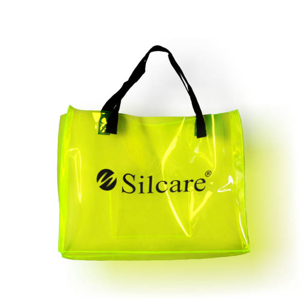 Silcare Bag Fluo Yellow