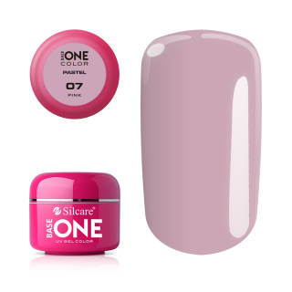 Base One Gel UV Pastel