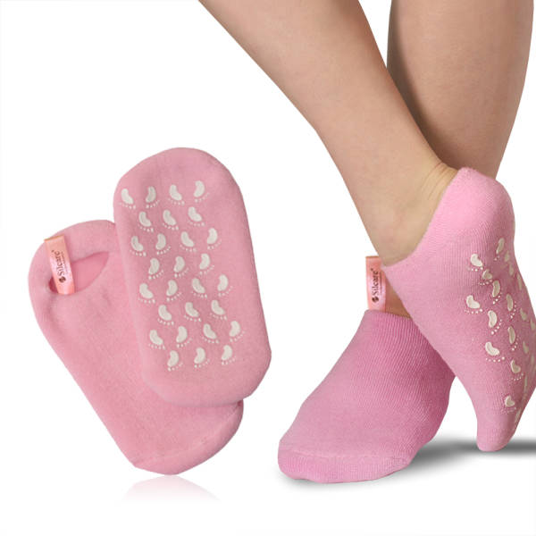Silcare Hydrating cotton socks