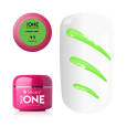 Silcare УФ-Гель Base One - Paint Gel 11 Green