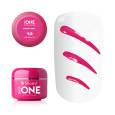 Silcare УФ-Гель Base One Paint Gel 13 Magenta