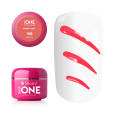 Silcare УФ-Гель Base One Paint Gel 15 Coral