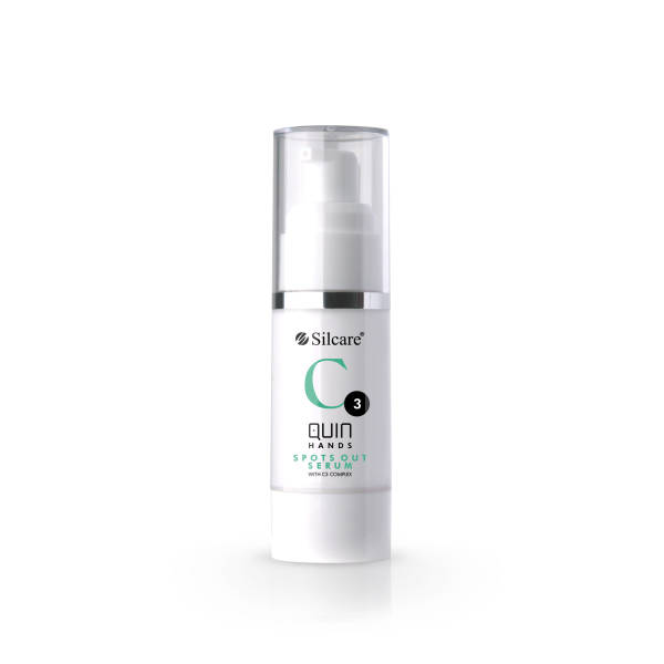 Silcare Quin Hands Spots Out Serum z kompleksem C3 30 ml