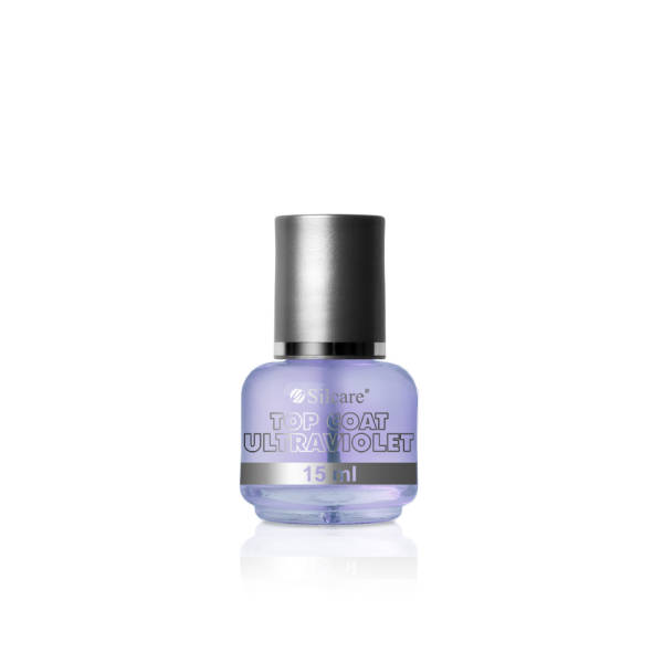 Silcare Top Coat Ultraviolet 9 ml