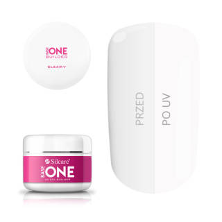 Base One Gel UV Clear - V 100 g