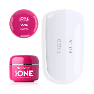 Base One Gel UV Bianco W4 Estremo 15 g