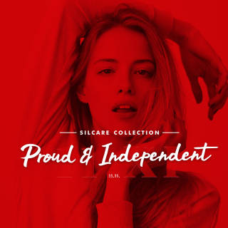 SILCARE INSPIRATIONS Collection Proud & Independent