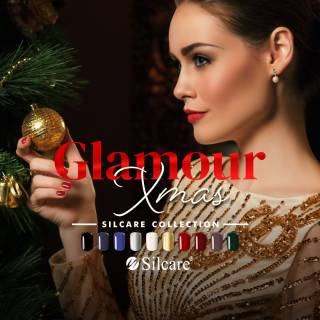 SILCARE INSPIRATIONS Collection Glamour XMas