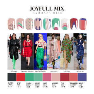 SILCARE TRENDS Joyfull Mix