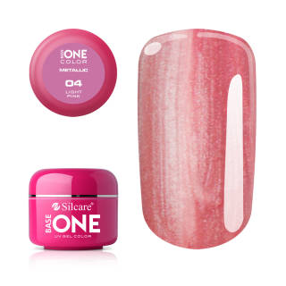 Base One Gel UV Metallic Gel