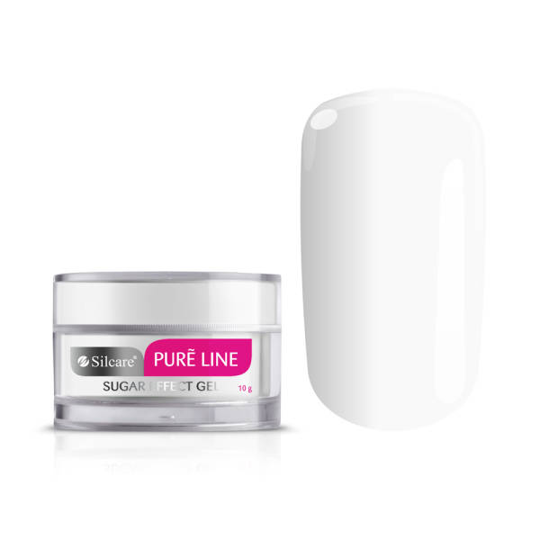Silcare Pure Line Żel UV/LED Sugar Effect 10 g