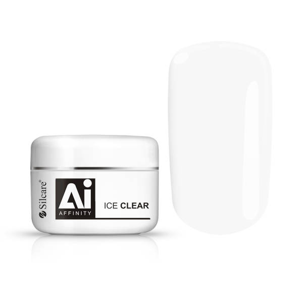 Silcare Affinity Ice Gel UV Clear 100 g