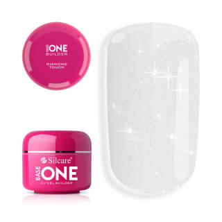 Base One Żel UV Diamond Touch 50g