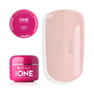 Base One Żel UV French Pink Dark 50 g