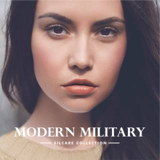 SILCARE INSPIRACJE Modern Military