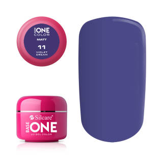 Base One Gel UV Matt Violet Dream *11 5 g