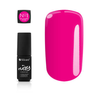 Flexy UV Nagellack Pink No. 1 Magenta
