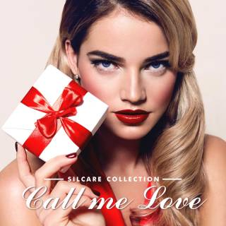 SILCARE INSPIRATIONS Collection Call me Love - valentine's