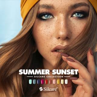 SILCARE INSPIRATIONEN Kollektion Summer Sunset