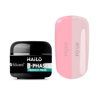 NAILO 1-Phase Gel UV French Pink 15 g