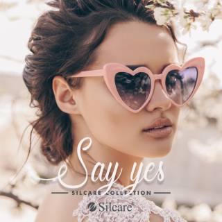SILCARE INSPIRATIONS Collection Say Yes - weeding