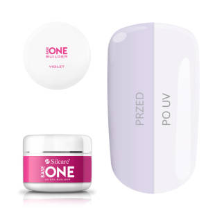 Base One Gel UV Violet 100 g