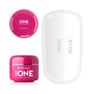 Base One Gel UV Clear - V 5 g