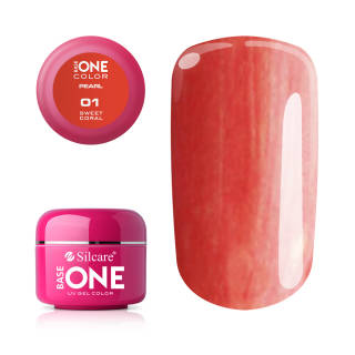Base One Gel UV Pearl