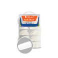 Silcare Tips EXELLENT French White Clear lange Tasche