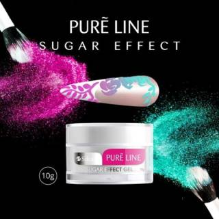 SPECIAL OFFER Gel Pure Sugar Effect + 5x Acrylic Garden of Colour
