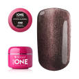 Silcare Base One Gel UV Mystic Aurora - 02 Brown Sparkle