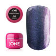 Silcare Base One Gel UV Mystic Aurora - 04 Violet Sparkle