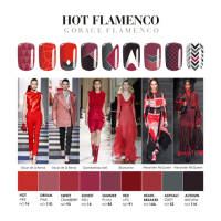 SILCARE TRENDS Hot Flamenco