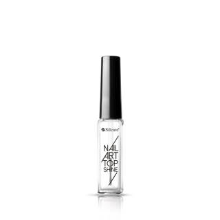 Silcare Nail Art Top Shine