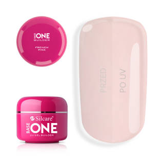 Base One Żel UV French Pink 5 g